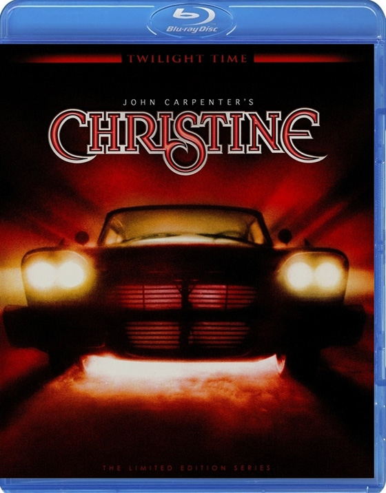 Video spettacolare per il Blu-Ray di Christine.