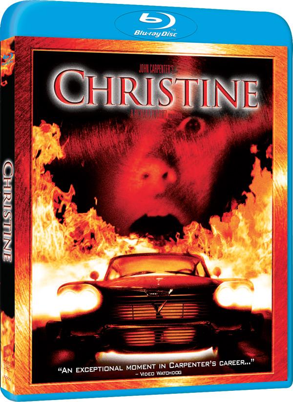 Il Blu-Ray di Christine non è più inaccessibile!