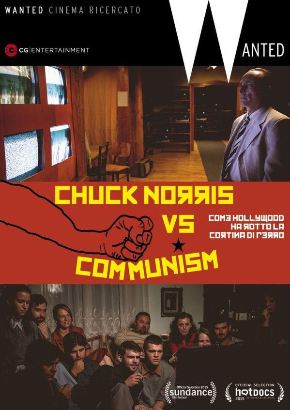 Chuck Norris contro il Comunismo!