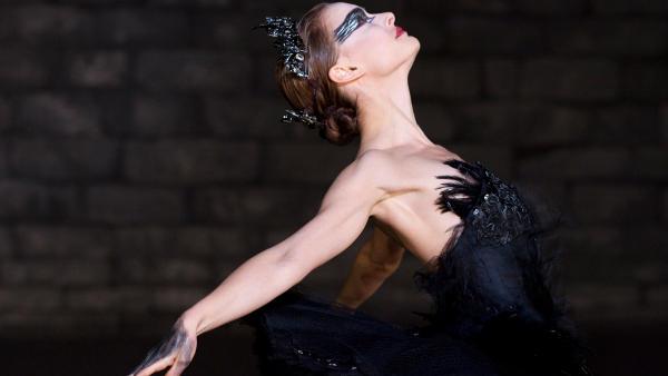 Danza, Cigno nero, nel mio cuore!