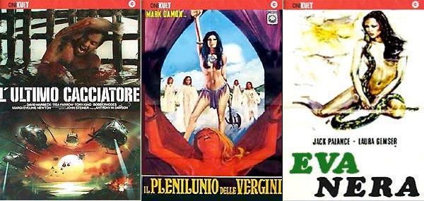 Guerra, Horror e Erotismo per i Cinekult d'aprile!