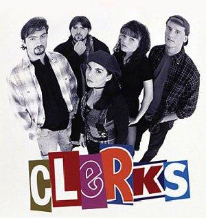 I dettagli di Clerks!