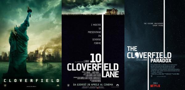 Universo Cloverfield: e sono tre!