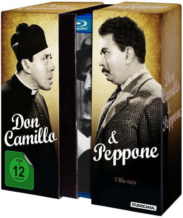 Don Camillen und Pepponen!!