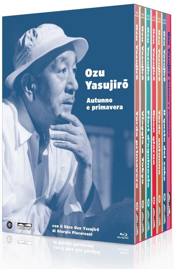 Il cofanetto Blu-Ray di Ozu è realtà!