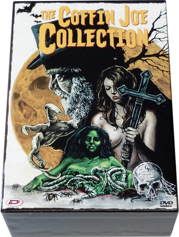 The Coffin Joe Collection: la fotogallery!