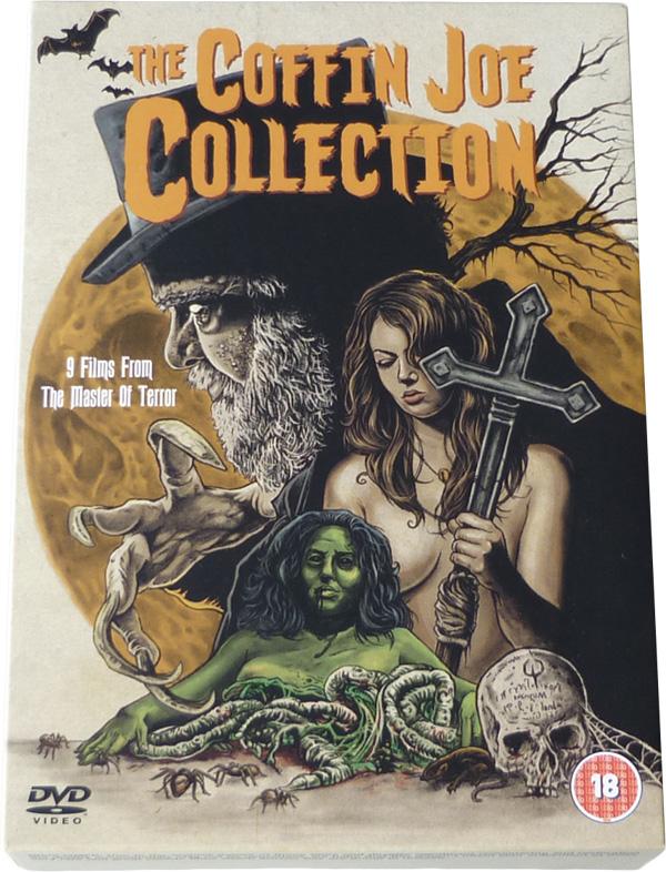 The Coffin Joe Collection: box ITA contro box UK!
