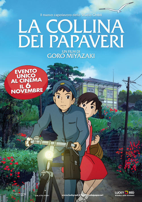 La collina dei papaveri al cinema e in Blu-Ray Disc