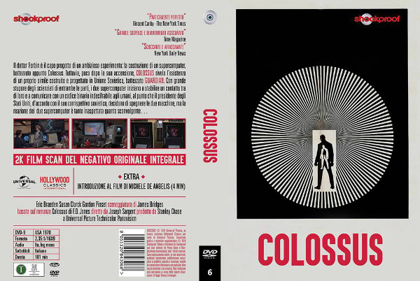 E alla fine arriva Colossus!