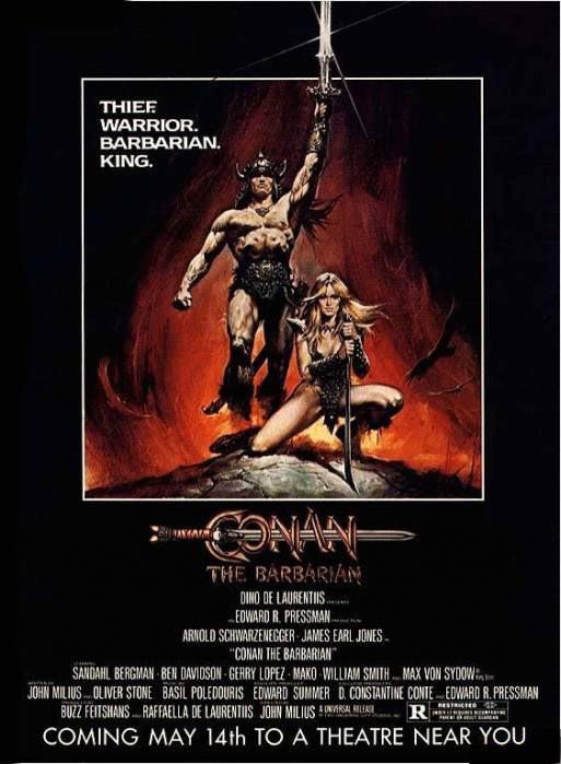 Il ritorno di Conan il barbaro!