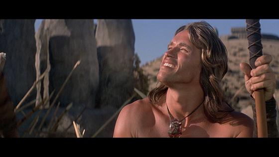 Immagini anche per il Blu-Ray del primo, vero Conan!