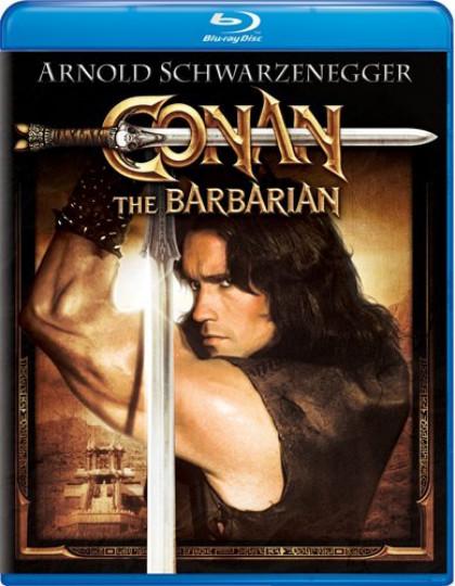 Conan: le fascette dei Blu-Ray!