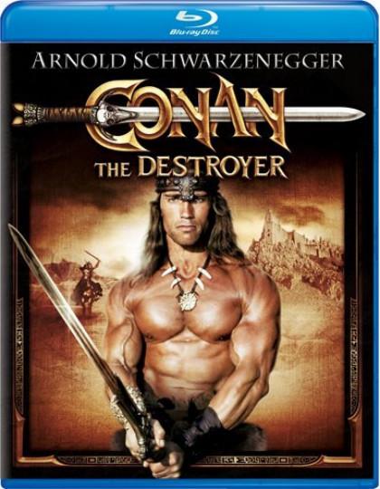 Blu-Ray di Conan il Distruttore il 13 settembre!