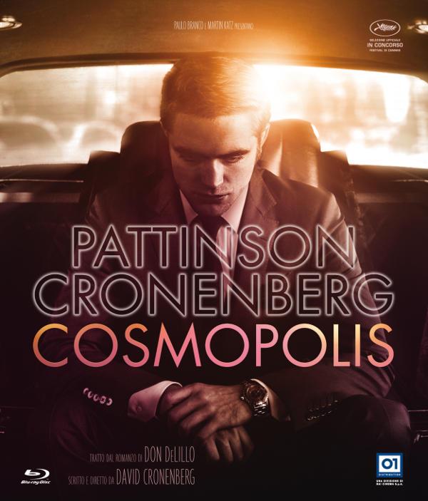 Cosmopolis: il mondo dall'automobile