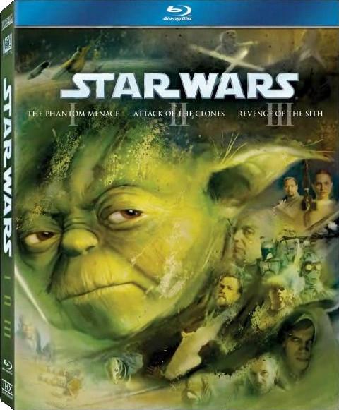 Star Wars Blu-Ray: la cover del primo cofanetto!!!