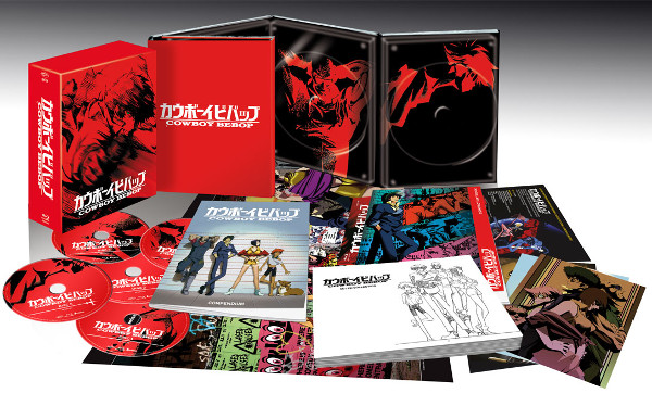 Cowboy Bebop: The Real Folk Blu-ray!