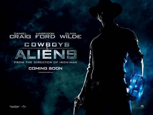 Cowboy & Aliens ovvero Bond contro Indy!