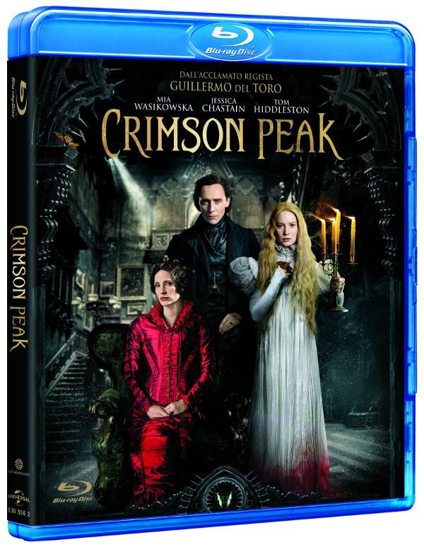 Crimson Peak dal 24 Febbraio!