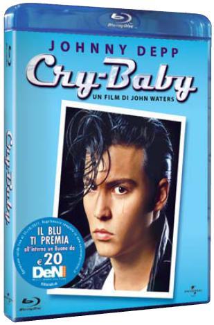 John Waters in HD: esce il Blu-Ray di Cry Baby!