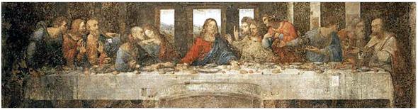 Cenacolo - Leonardo Da Vinci