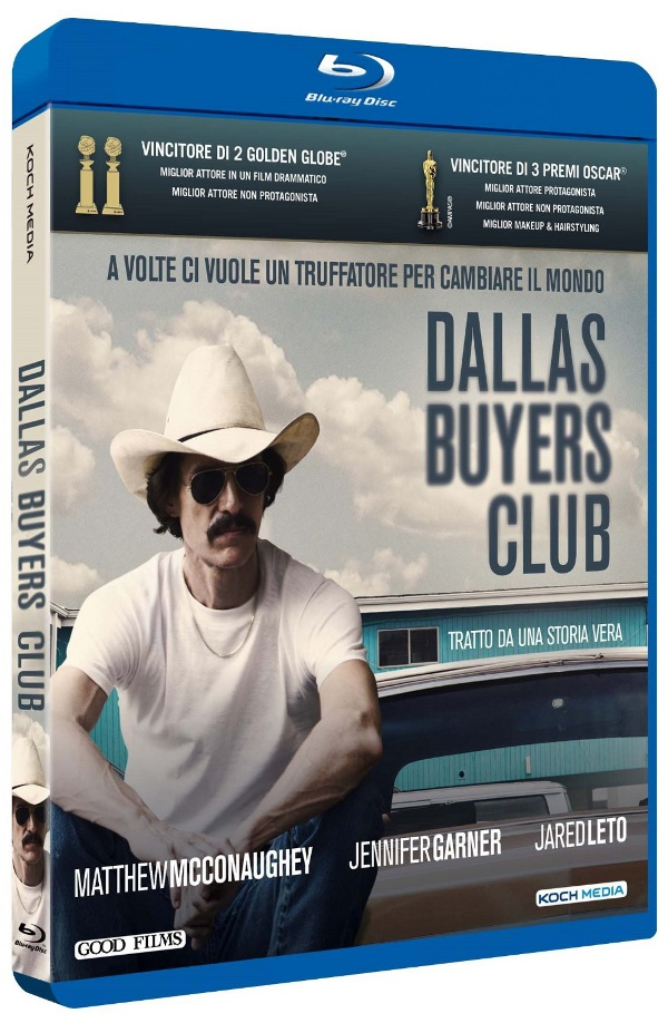 Dallas Buyers Club: il film degli attori!