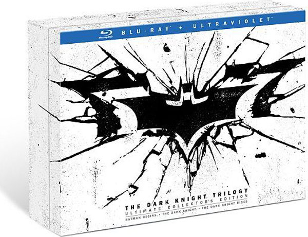 La Ultimate Dark Knight Trilogy deboxata!!