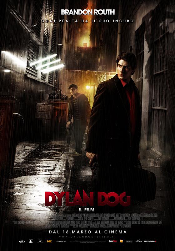 Dylan chi? Dylan Turtles... cioè, Dylan Dog!