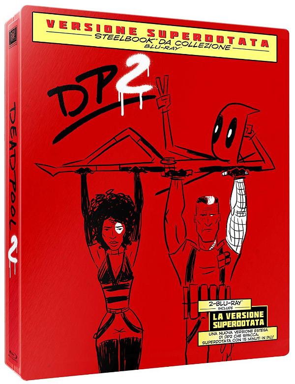 Deadpool 2 chiacchiera 15 minuti in più!