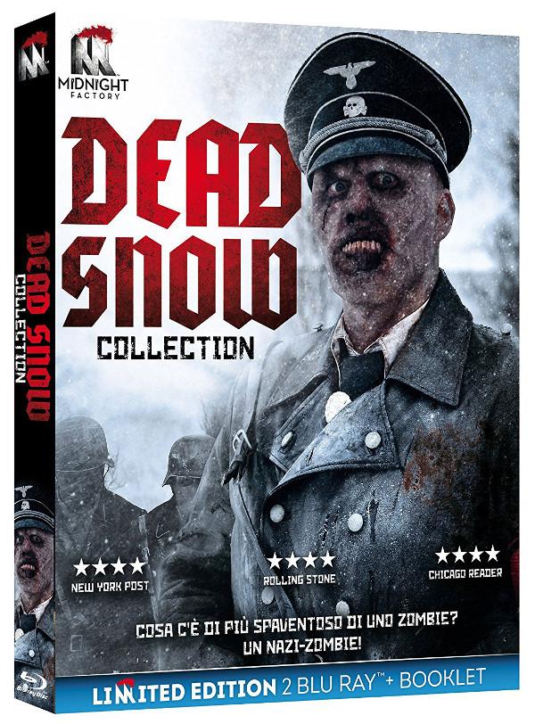Nazisti zombie nella neve all'ombra di Hitchcock!