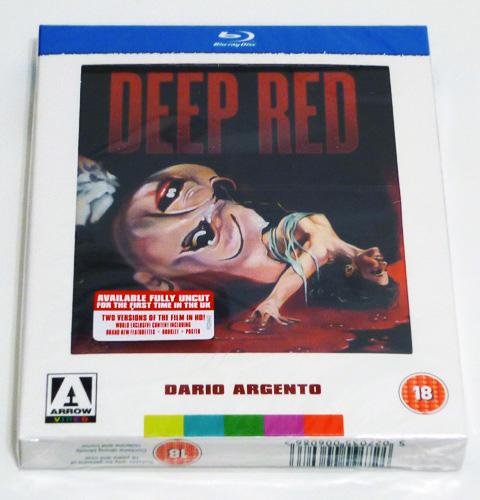 Il nostro unboxing di Deep Red!
