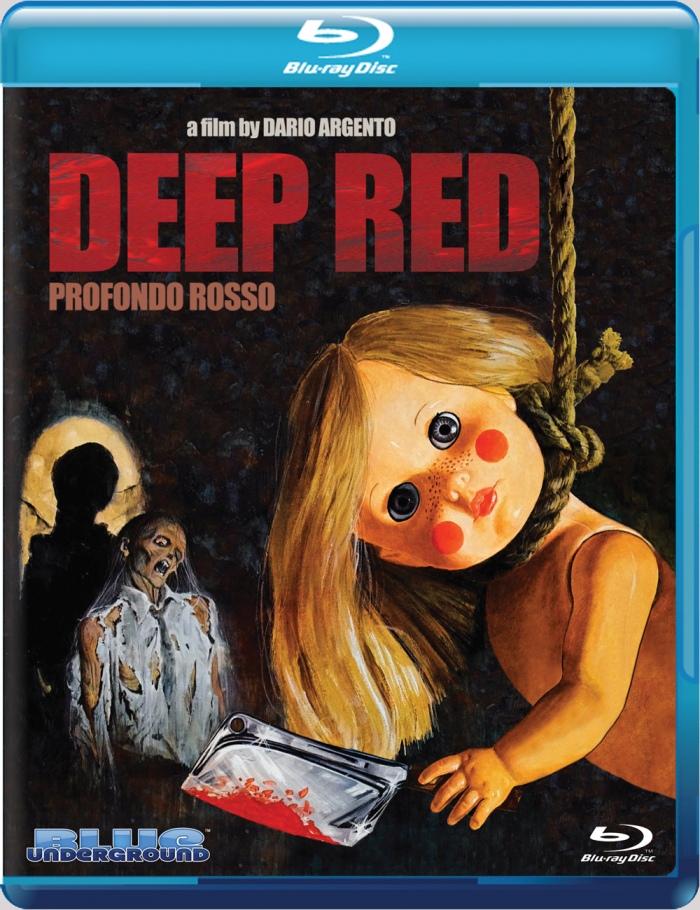 Blu-Ray di Profondo Rosso: tocca a Blue Underground