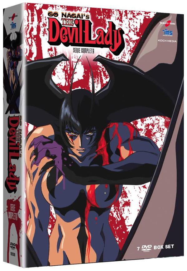 Yamato-Koch: la prima serie di Go Nagai è...