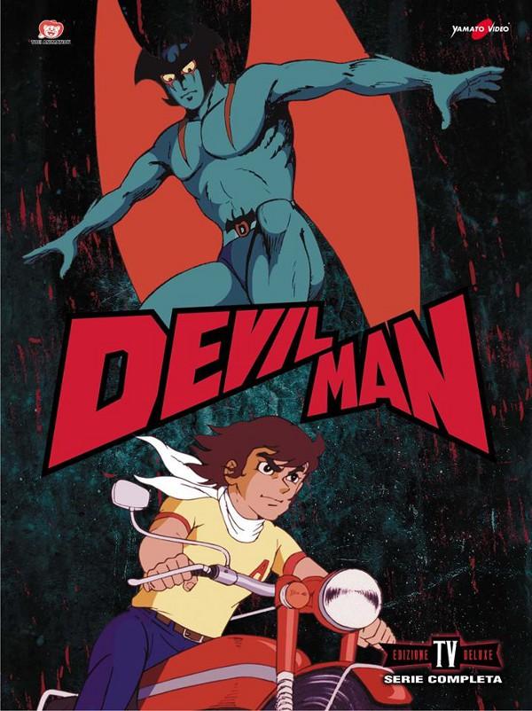 La cover di Devilman!