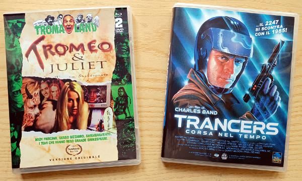 Tromeo, Juliet e Trancers: il ritorno!
