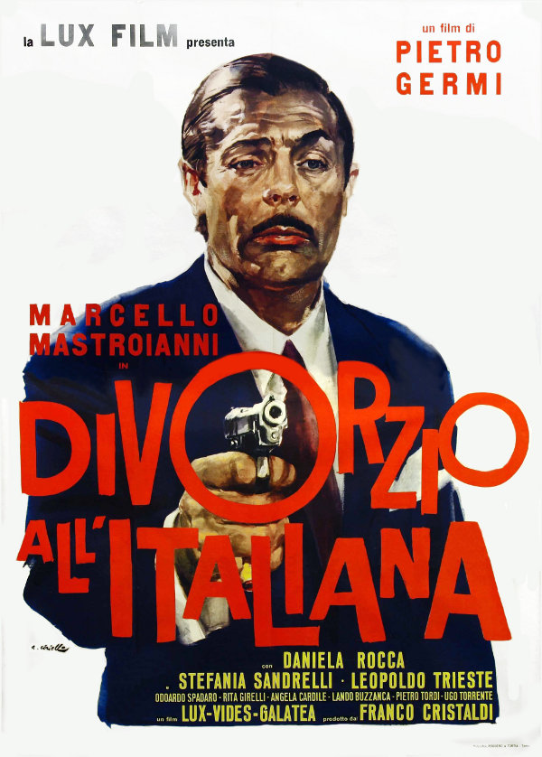Divorzio all'italiana in Blu-Ray Disc!