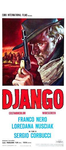 QUADRI DEL CINEMA: Django (Unchained)