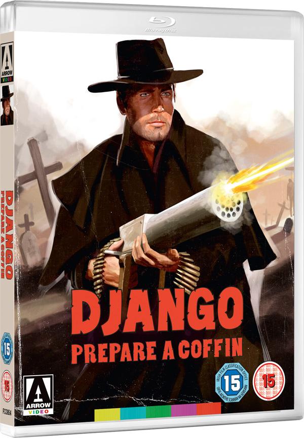 Il Blu-ray di Preparati la bara!