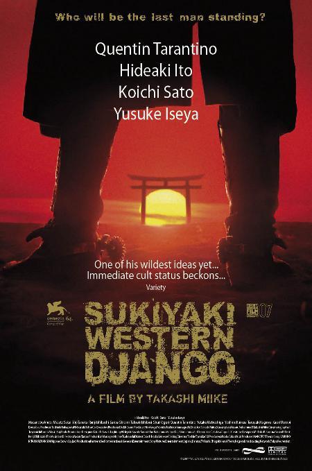 Arriva anche Django di Takashi Miike!