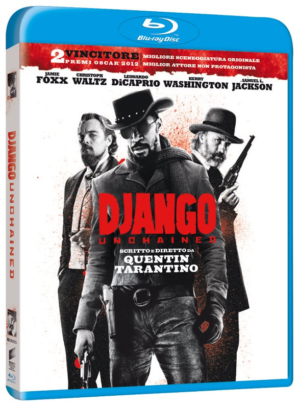 Django Unchained: le cover definitive!