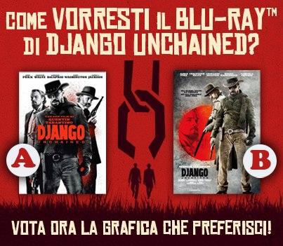 La cover di Django Unchained scelta dai fans!