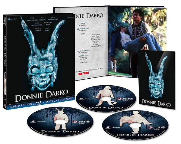 Donnie Darko sul ring con l'Uomo Tigre!