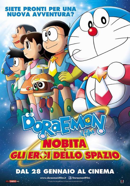 Doraemon al cinema: e sono tre!