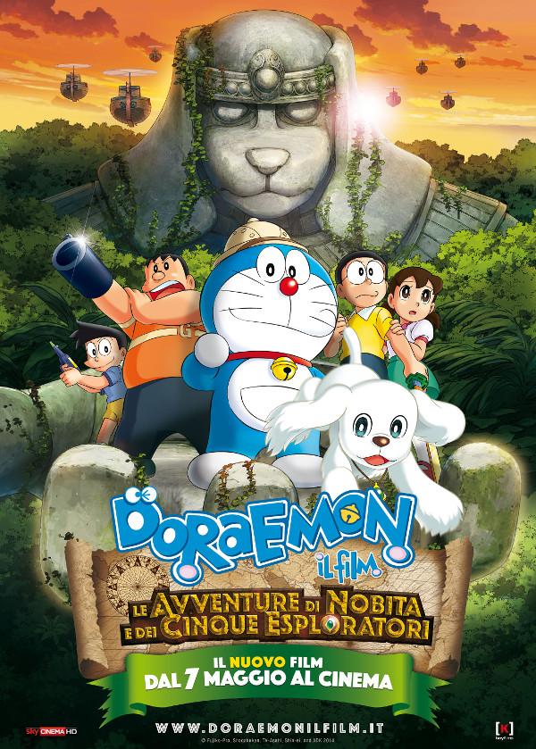 Anime di Maggio: Doraemon torna al cinema!