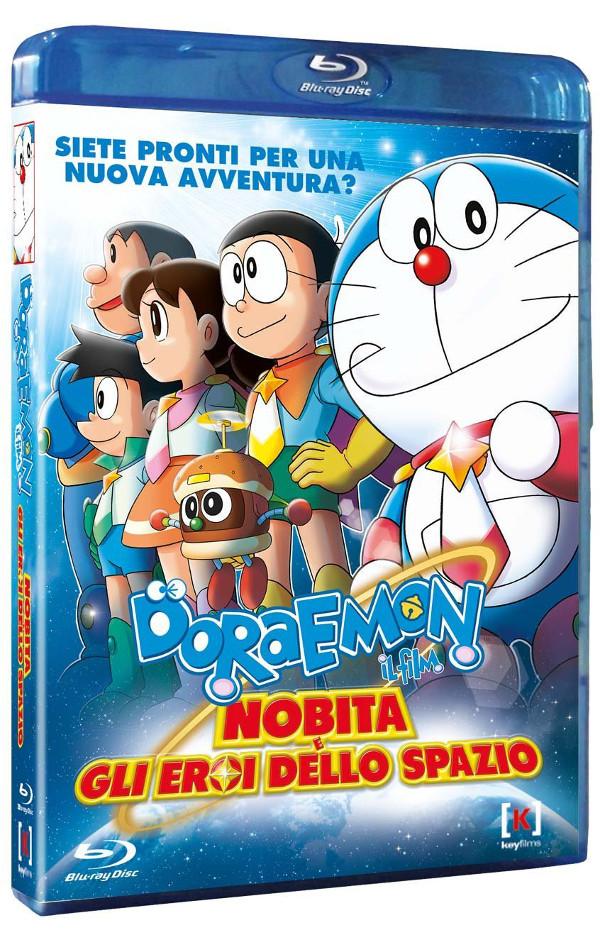 Fate spazio a Doraemon!