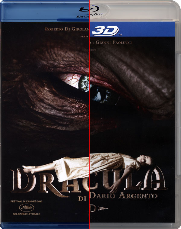 Le metaforfosi di Dracula...