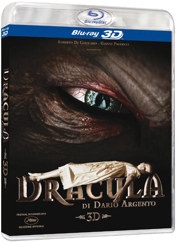 Tremate! Arriva Dracula di Dario Argento!