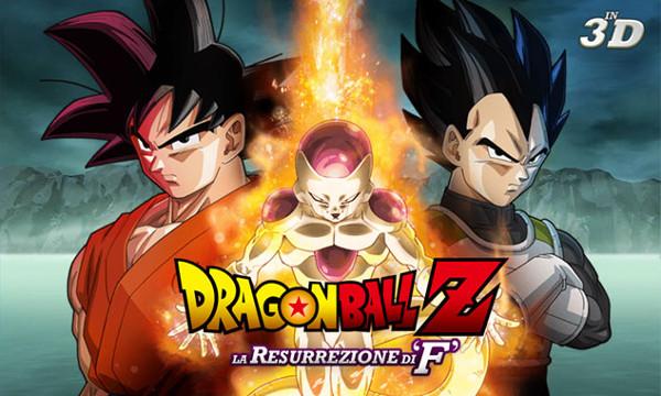 Dragon Ball contro Freezer in Blu-Ray 3D!