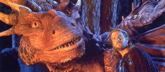Dragonheart: Blu-Ray poco fiammeggiante?