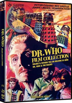Un doppio Dr. Who per una serata tra le stelle!