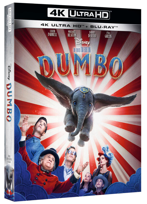 Dumbo vola! 4 edizioni da Disney!